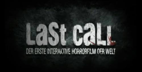 LAST CALL – Spracherkennung im Kino