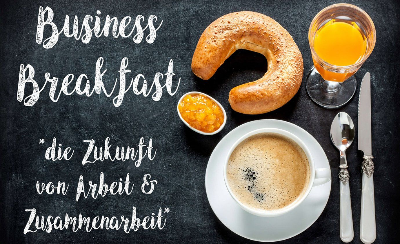 Business Breakfast bei der aixvox